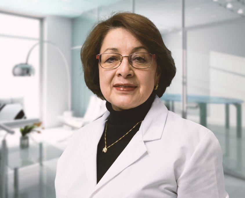 Dra. Sonia Santillán Garzón